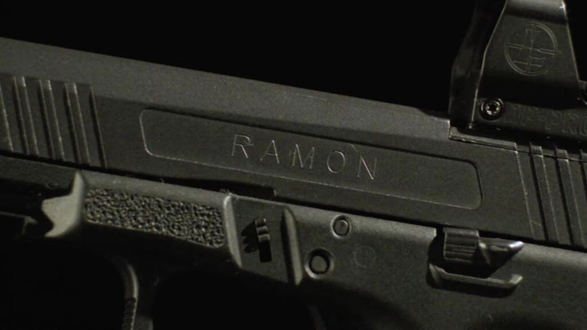 La pistola Ramón es el nuevo arma de la Guardia Civil