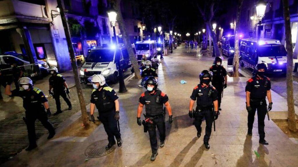 El TSJC avala prorrogar el toque de queda en 162 municipios catalanes