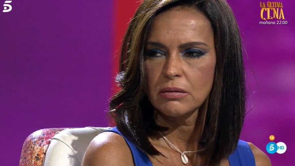 Olga Moreno, en su entrevista