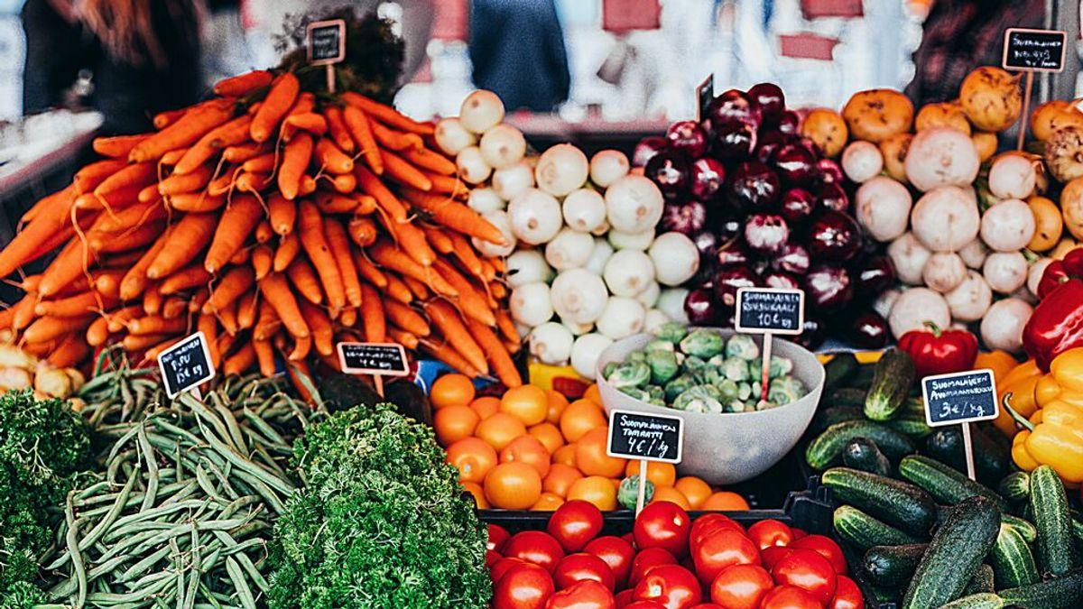 Estas son las frutas y verduras que te ayudarán a perder peso.