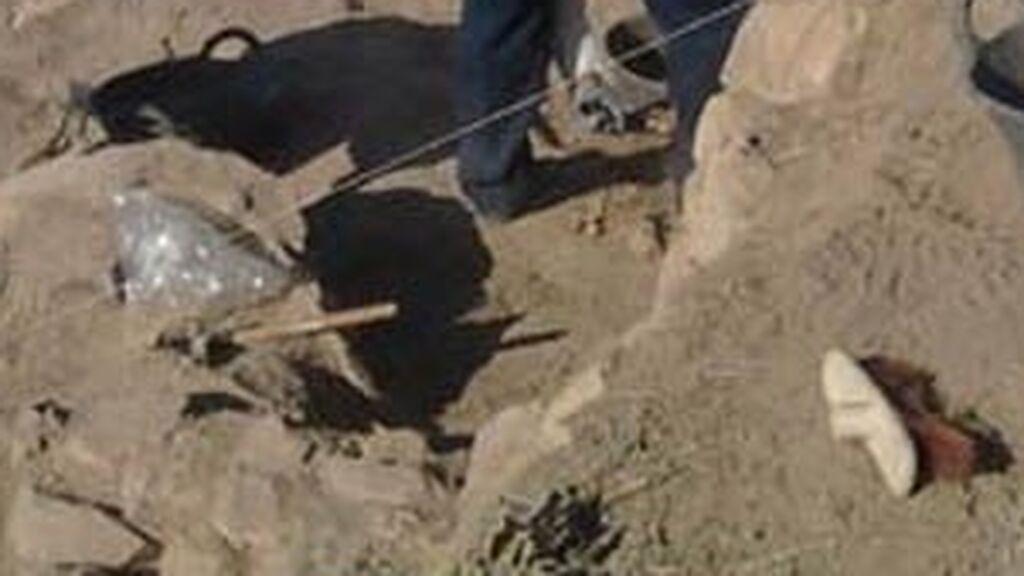 Hallan indicios de restos de neandertales en la yacimiento Abric de l'Hedra de Valencia