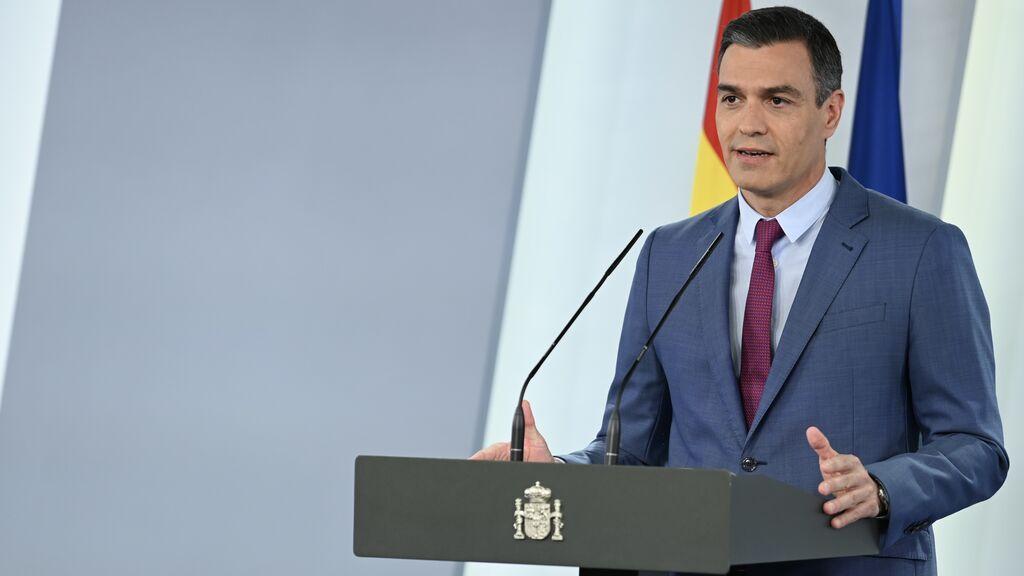 En directo: Pedro Sánchez hace balance del curso político