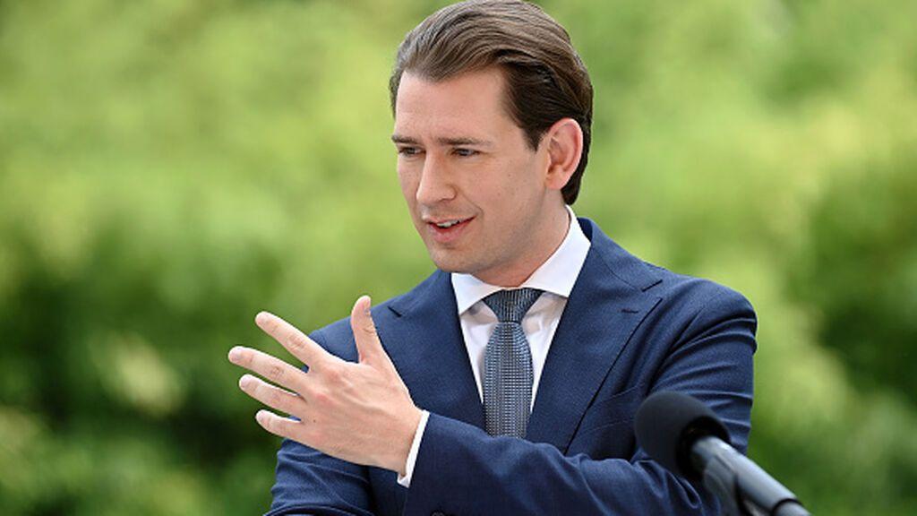 Austria intenta formar la coalición de los duros en inmigración