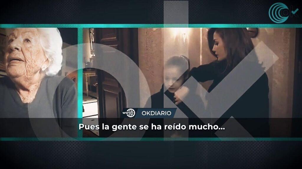 Okdiario ha publicado una entrevista póstuma a la abuela de la Reina Letizia