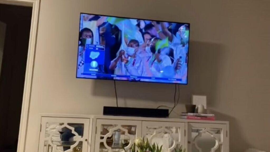 Una chica pilla a su ligue siéndole infiel por una foto que le ha enviado viendo los Juegos Olímpicos