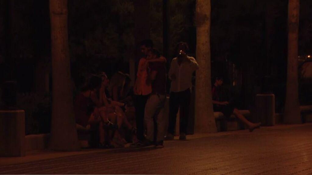 """Botellones y fiestas pese al toque de queda, """"los jóvenes queremos fiesta"""""""