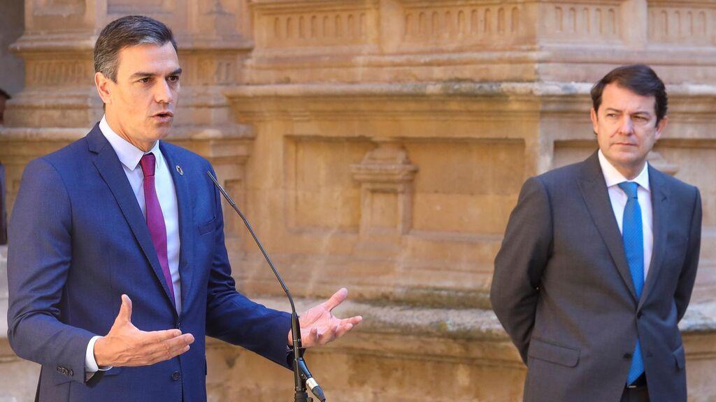 Sánchez anuncia que en agosto llegarán a España 3 millones 400 mil dosis de vacunas Pfizer