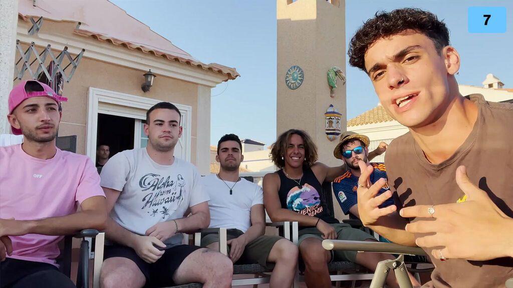 Ibelky y sus amigos reaccionan a sus fotos y vídeos nunca vistos (1/2)