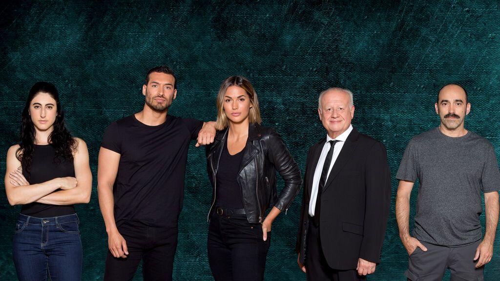 Edgar Vittorino interpreta a un enigmático personaje vinculado a una banda de narcotraficantes, en la segunda temporada de 'Desaparecidos. La serie'