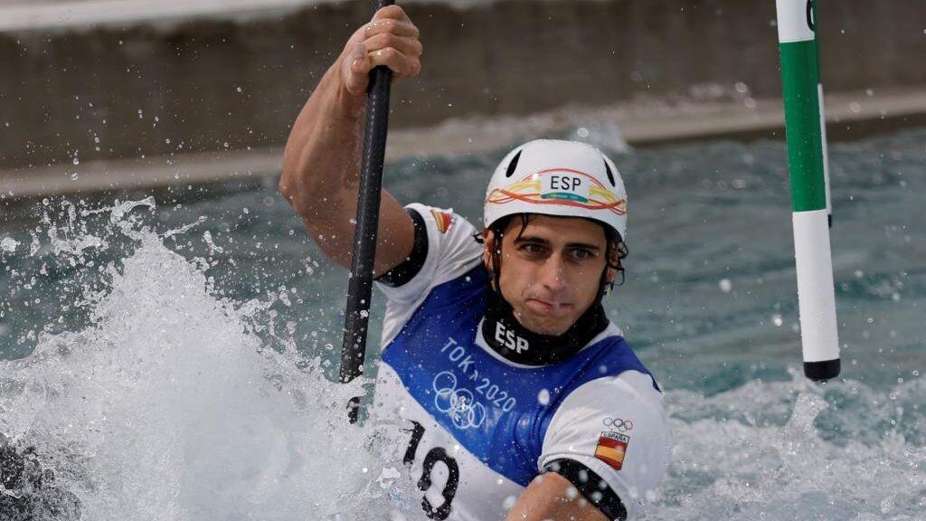 David Llorente, décimo en la final de piragüismo K1: otra medalla que se esfuma para España