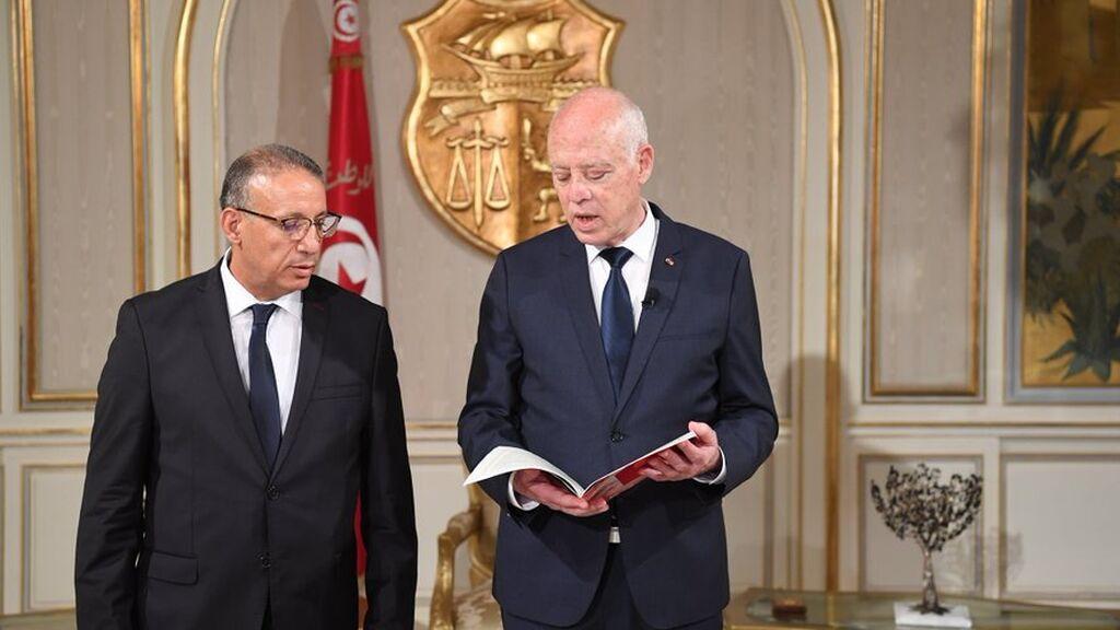 El presidente de Túnez nombra a Ridha Gharsallaoui como ministro del Interior
