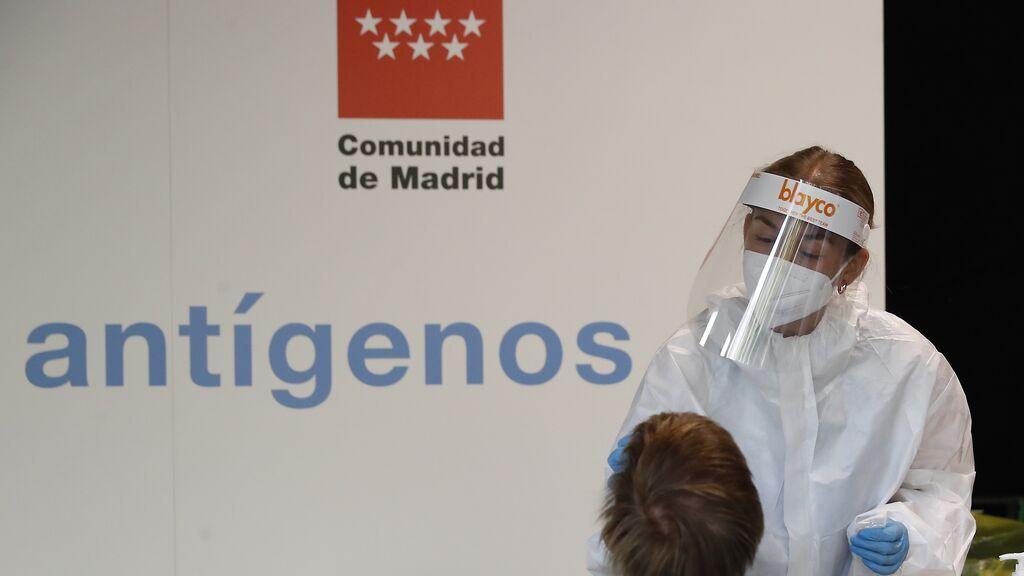 ¿Cuánto cuestan los test de antígenos en España y en los países de la UE?