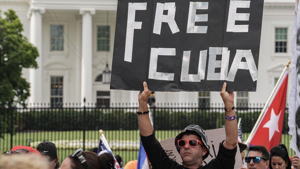 Biden recibirá a líderes cubanos en EE.UU. para debatir la respuesta a las protestas en la isla