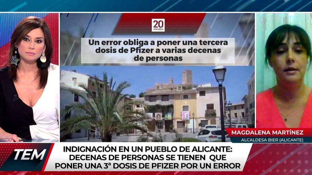Indignación en un pueblo de Alicante tras inyectar suero y no la vacuna Todo es mentira 2021 Programa 641