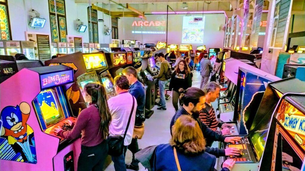 El universo ochentero del arcade renace en Ibi con el mejor museo de videojuegos de España