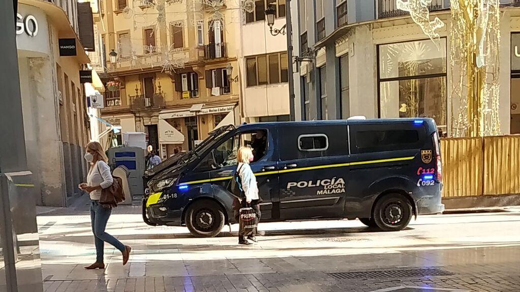 Detenidos en Málaga dos hermanos con numerosos antecedentes por robar dos coches 55 horas