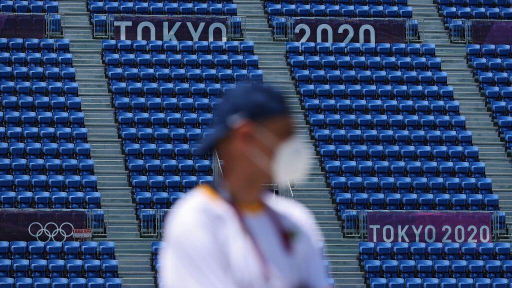 Los JJ. OO sin espectadores: un laboratorio para medir el rendimiento de los deportistas cuando no hay público