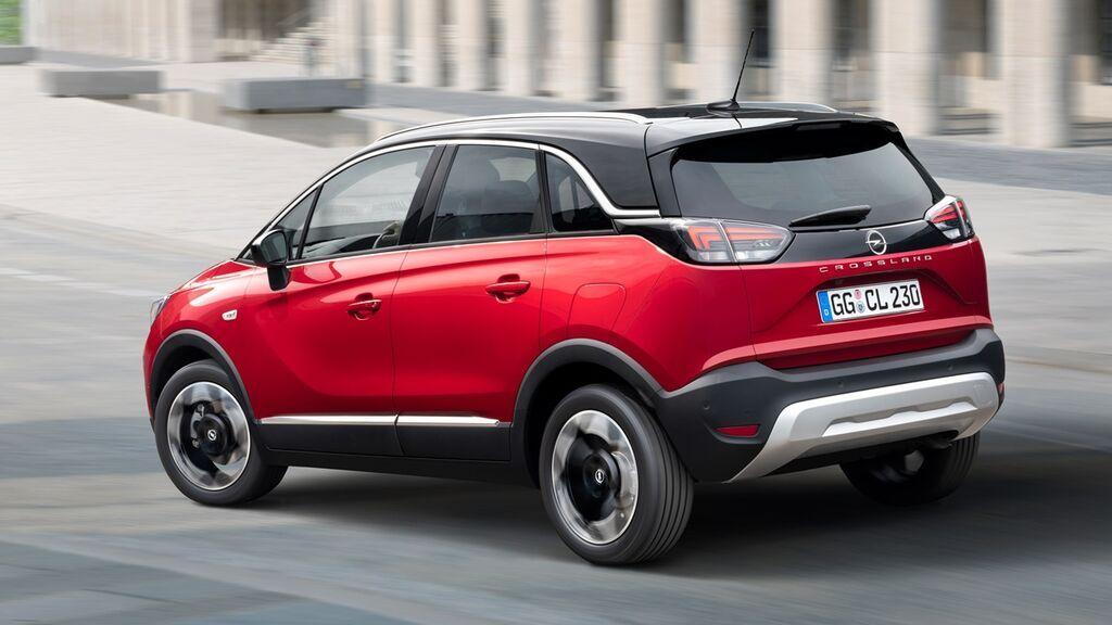 El Opel Crossland es un coche de espíritu sencillo y eminentemente práctico