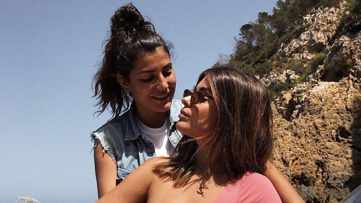 Dulceida y Alba Paul, juntas de nuevo en Ibiza