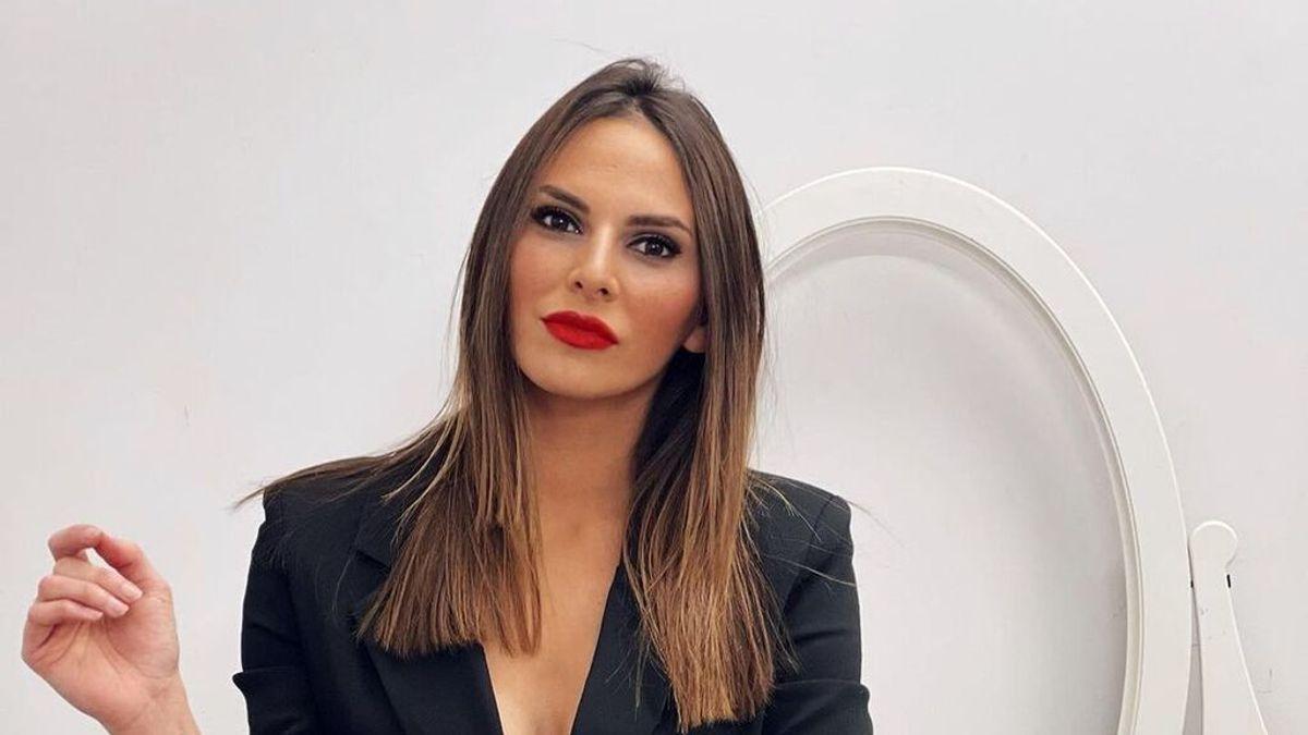 Irene Rosales clona y reinventa el look más polémico de Rocío Carrasco