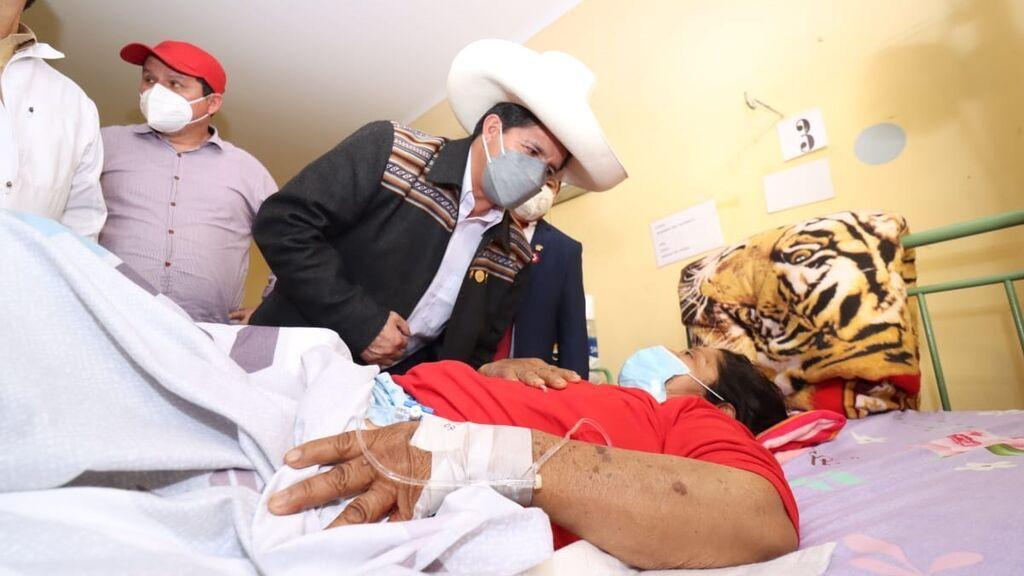 Ascienden a más de 40 los heridos a causa de un terremoto de magnitud 6,1 en el noroeste de Perú