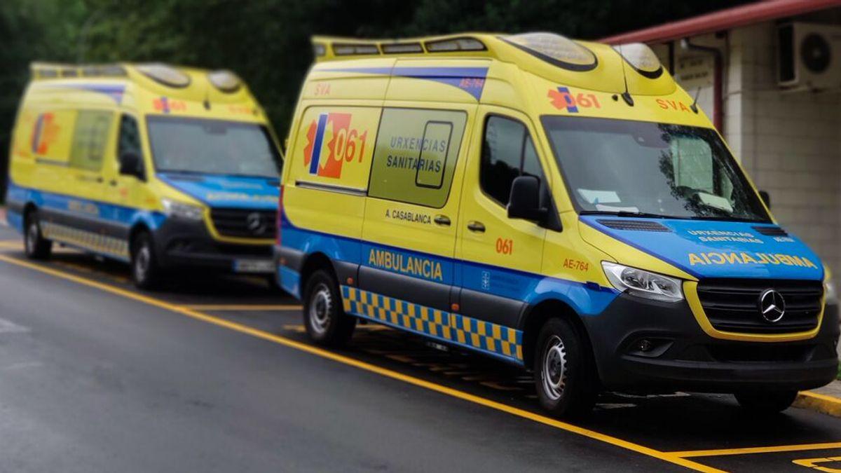 Muere una joven de 19 años atropellada en Mugardos, en A Coruña
