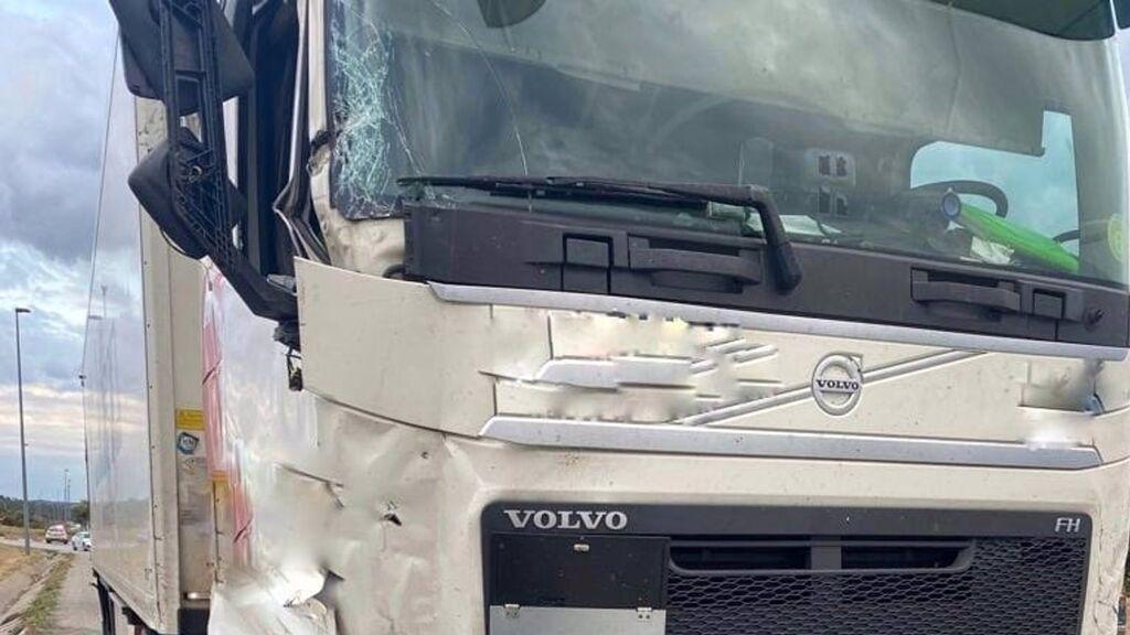Detenido un camionero por atropellar mortalmente a un peatón en La Jonquera (Girona)