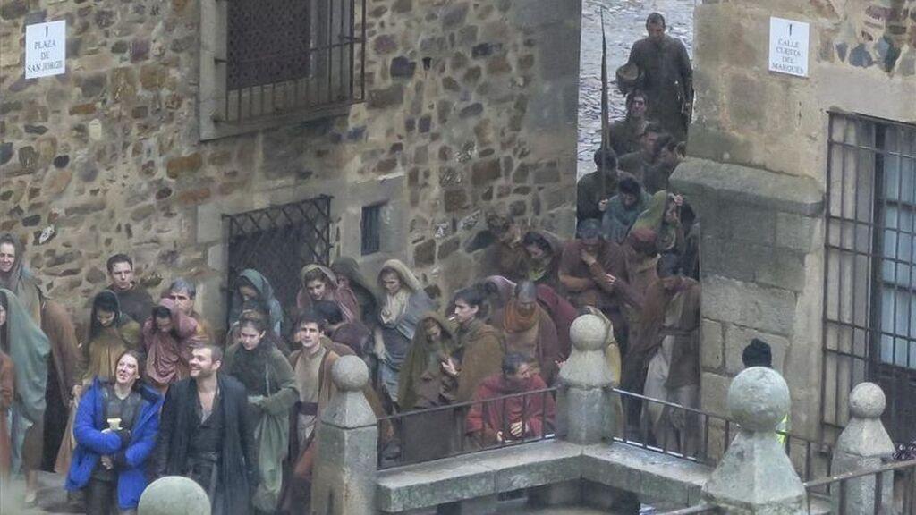 Cáceres, gran escenario de 'Juego de tronos'