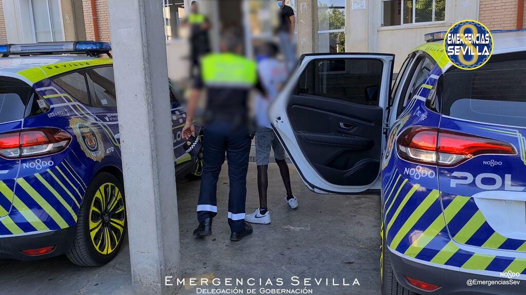 1700 desalojados en Sevilla por incumplimiento de medidas covid y la celebración de botellones