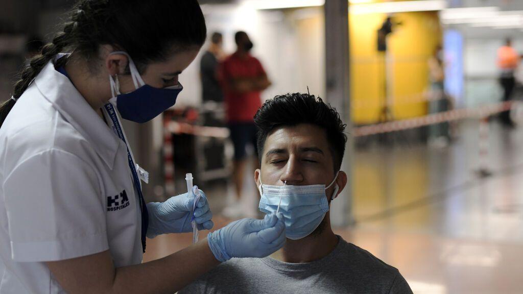 La presión hospitalaria sigue creciendo en la mayor parte de España