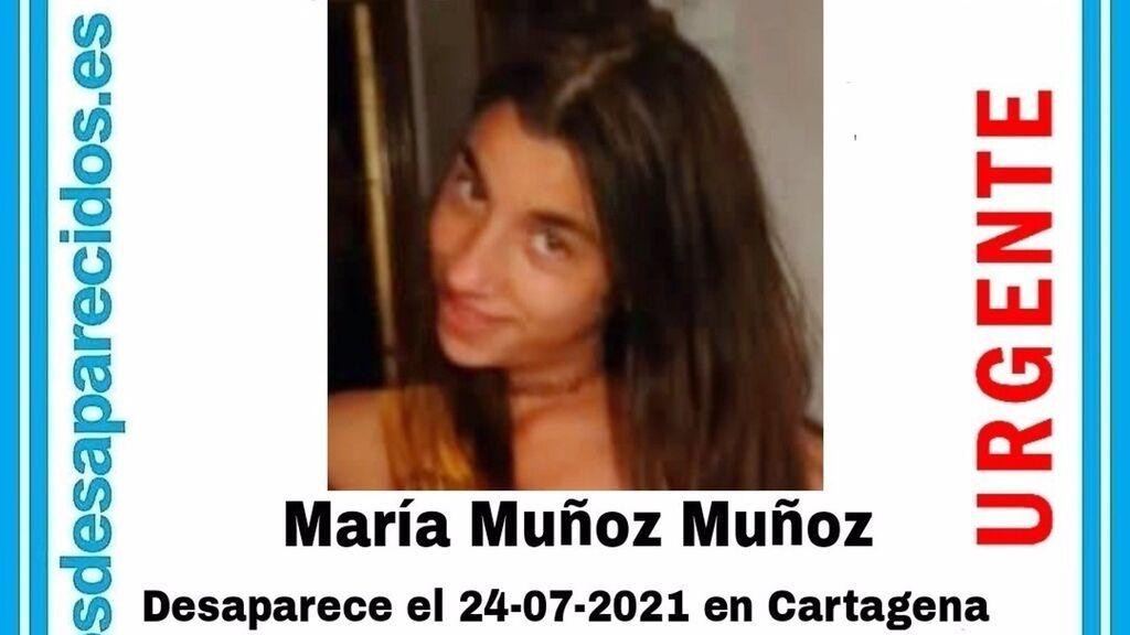Buscan a una menor de 14 años desparecida hace 8 días en Cartagena