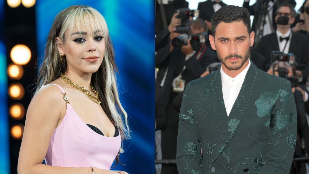 """Danna Paola se reencuentra con su gran amigo de la infancia, Alejandro Speitzer: """"Te amo"""""""