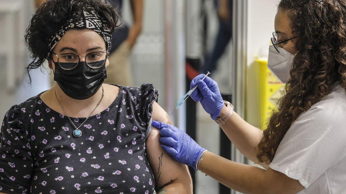 España rebasa los 27 millones de vacunados con pauta completa