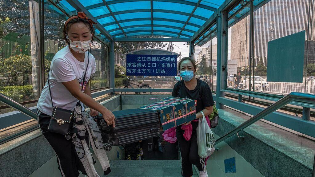 China sufre nuevos brotes de covid-19 con el aumento de contagios en 13 ciudades