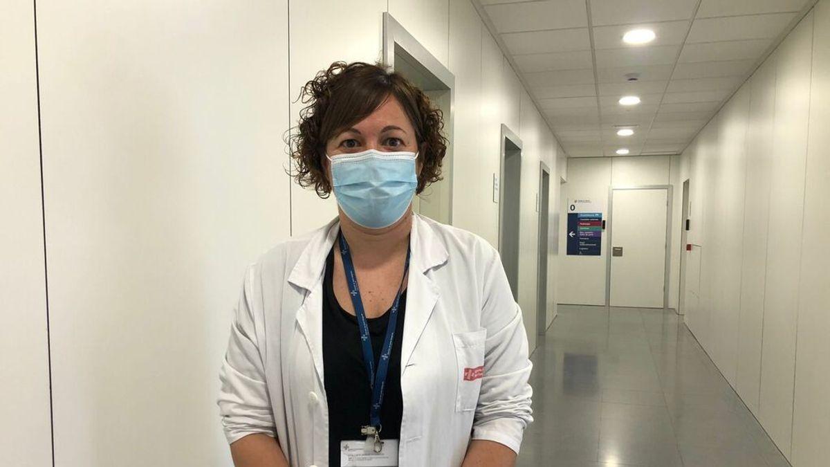 """El Hospital de Palamós repite el colapso de la primera ola: """"Hemos tenido que derivar pacientes"""""""