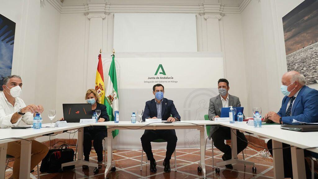 Andalucía impone el uso del certificado covid o un test negativo para el ocio nocturno
