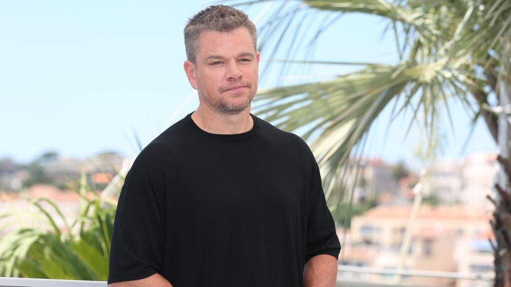 """Matt Damon recibe una reprimenda de su hija por utilizar vocabulario homófobo: """"Se levantó de la mesa"""""""