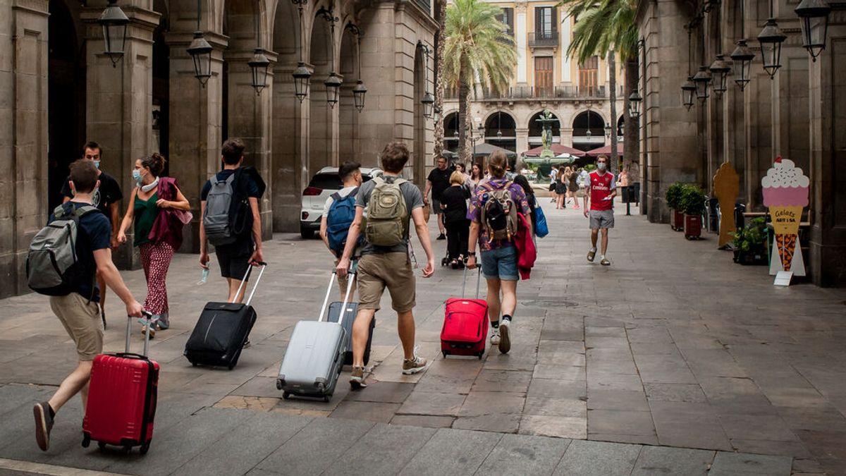 España suma cuatro días consecutivos de bajada en su incidencia