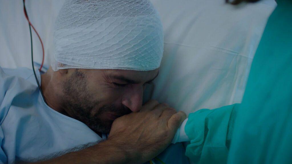 Andrea Fanti hace frente a la realidad tras despertar del coma