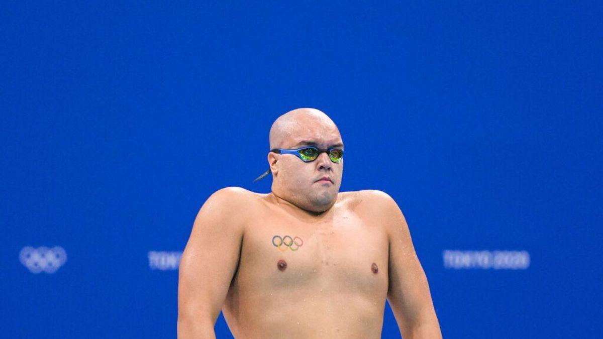 Gordofobia en Tokio 2020: se ríen del físico de un nadador y las redes se indignan