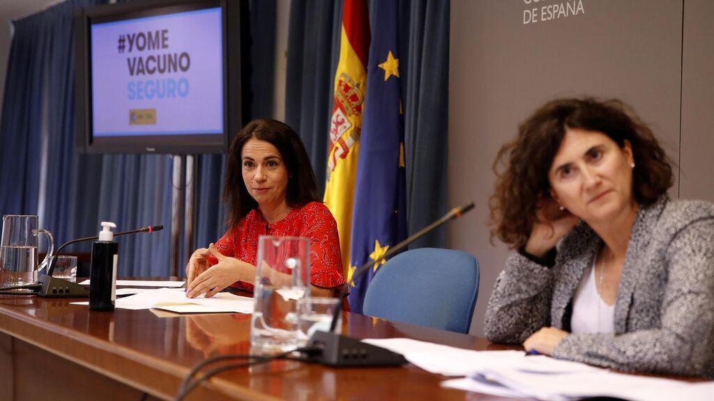 """El coronavirus """"sigue circulando de forma amplia"""" en España: una de cada cinco pruebas en menores de 40 dan positivo"""
