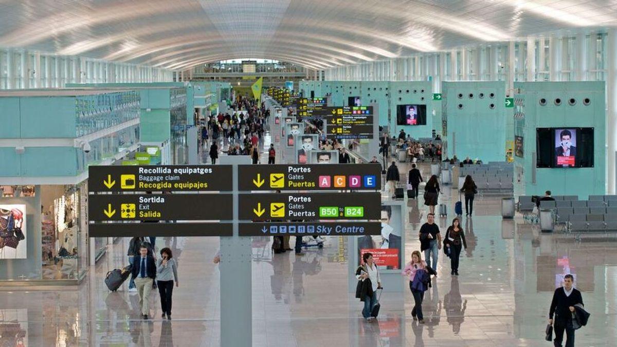 Aeropuerto del Prat de Barcelona