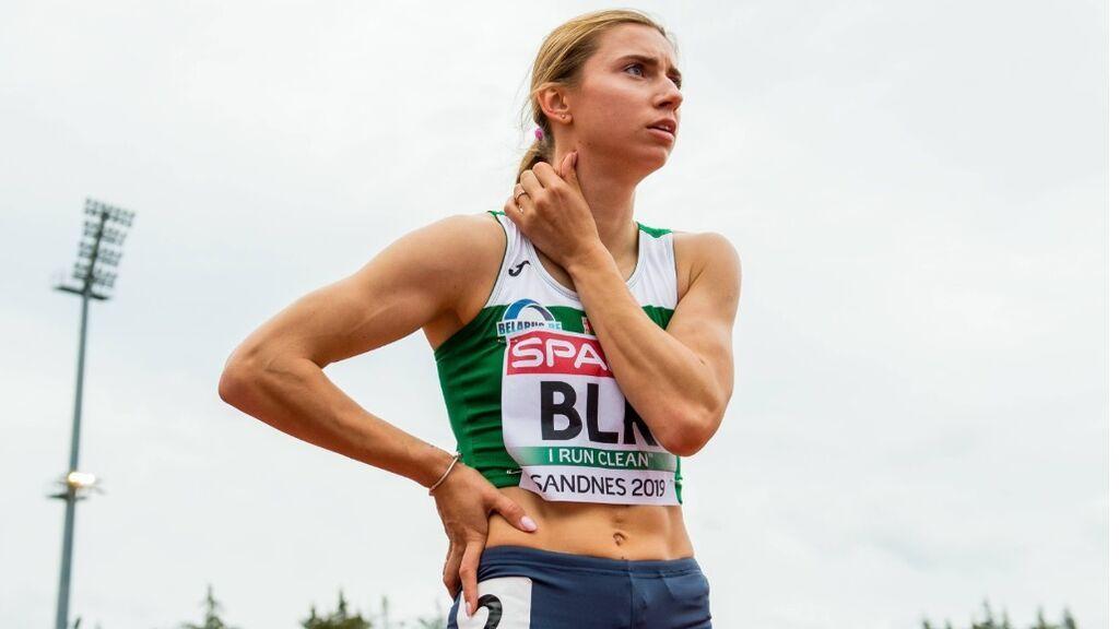 El COI abre una investigación formal sobre las denuncias de la atleta bielorrusa Tsimanouskaya