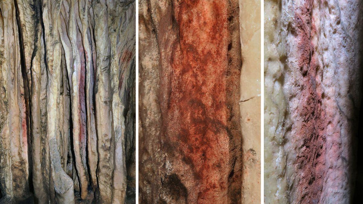 Los pintores neandertales: un estudio de la Universidad de Cádiz les atribuye pinturas realizadas hace 65.000 años en una cueva de Málaga