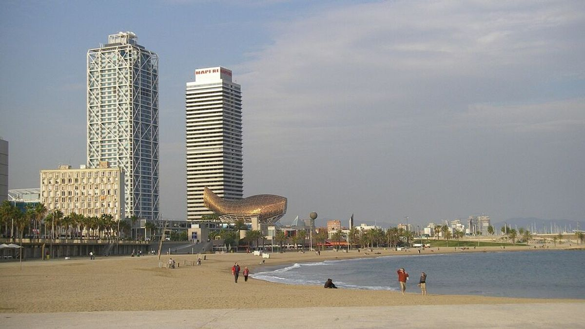 Protocolo anticovid en las playas españolas