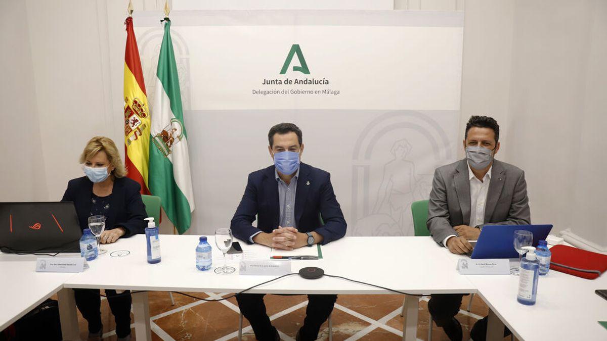 La Junta de Andalucía suspende el certificado covid para ocio nocturno hasta que no obtenga el aval judicial