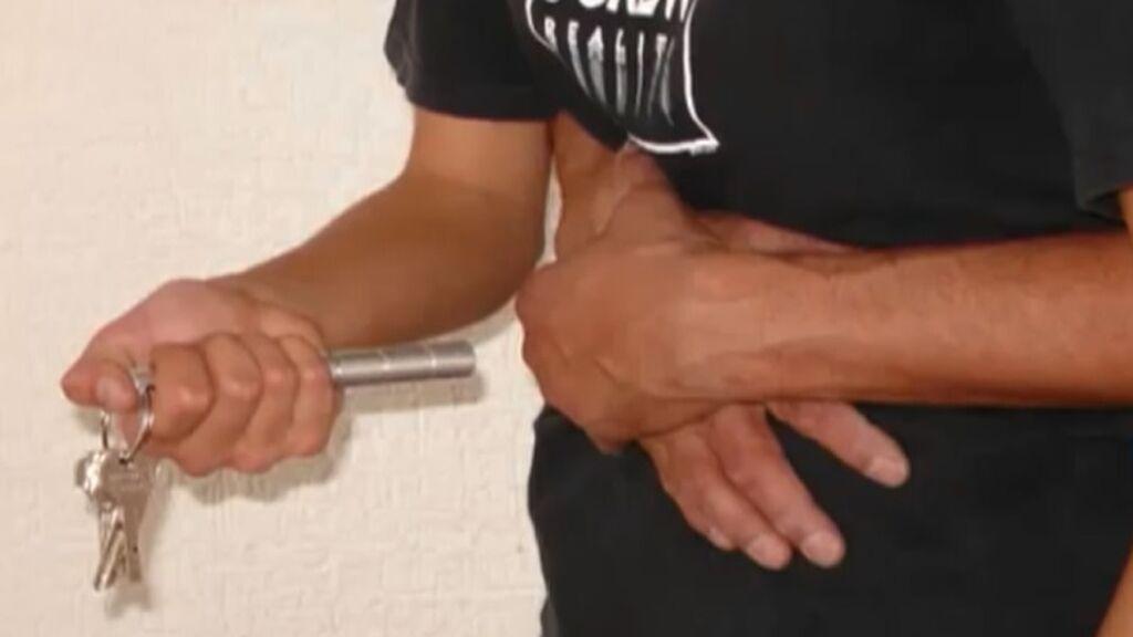 Kubotan, el arma de defensa personal que se investiga en el caso de Samuel Luiz