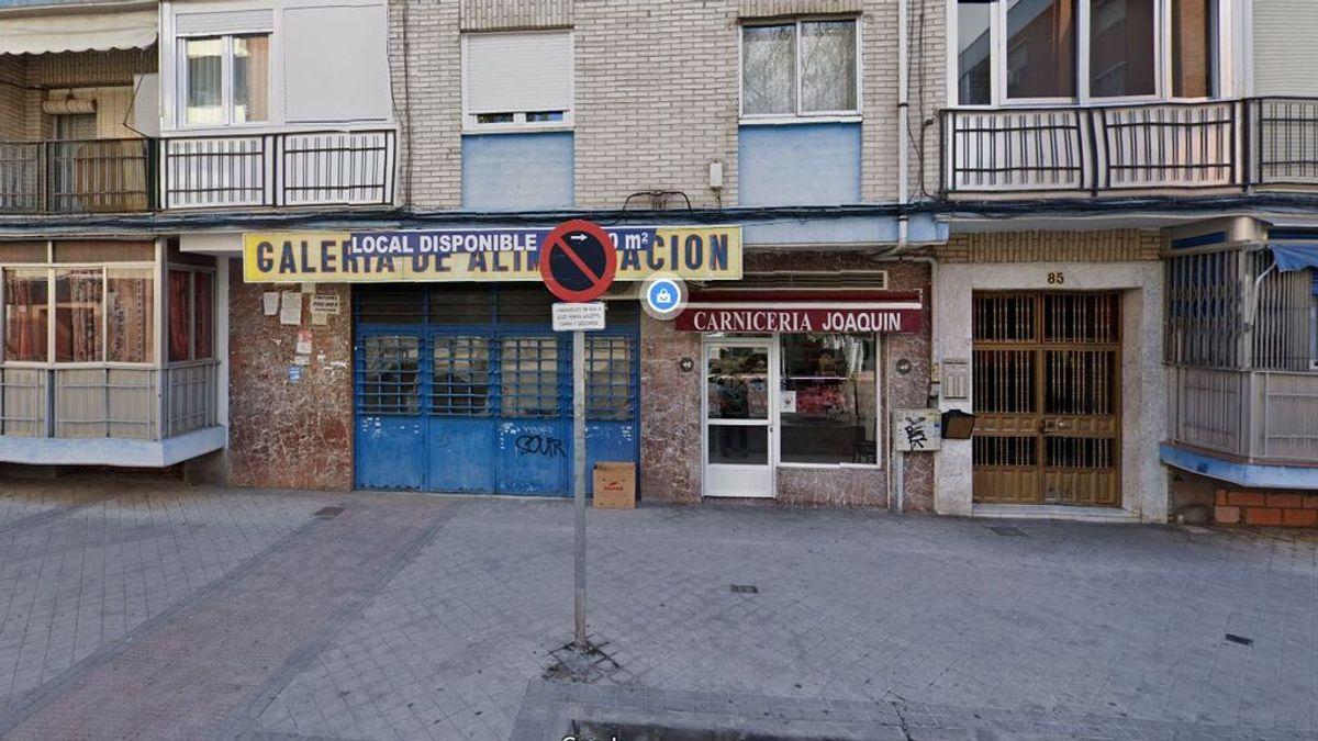 Una bebé de poco más de un año en estado muy grave al caer desde la ventana de un segundo piso en Madrid