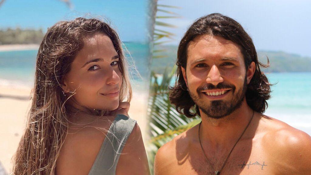 Claudia aclara si mantiene una relación con Javi tras 'La isla de las tentaciones'