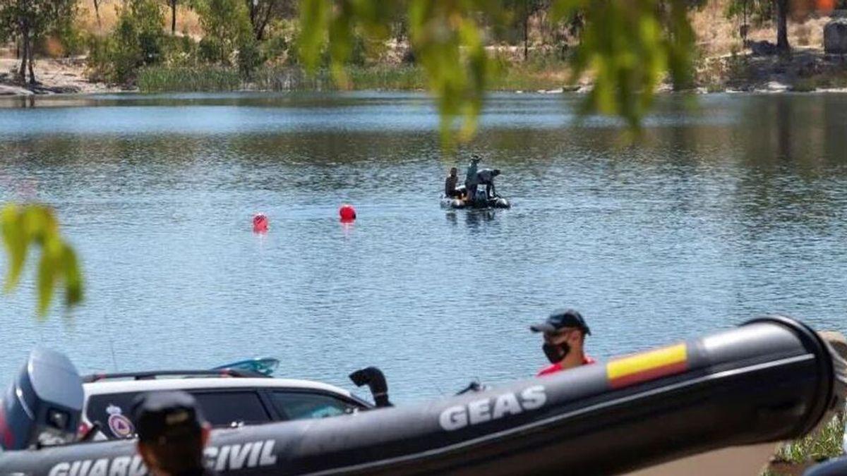 Hallan el cuerpo del hombre desaparecido  en el pantano de de Proserpina en Mérida